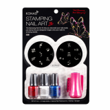 KONAD Self nail art _DIY stamping set_ C_A selt nail kit_