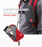 Mystery Wall Smart Phone Case-Samsung Galaxy Note, I-Phone.