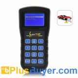 VAG Diagnostics Code Scanner + Programming (K + CAN) - Adjust Odometer, Read PIN & Reset Airbag