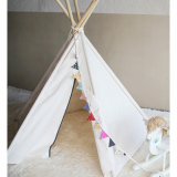 Simple Indian Tent- Teepee Tent