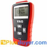3 Inch LCD Display VAG Diagnostics Code Scanner - Handheld