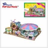 3D Puzzle Fantastic Merry Go Round