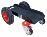4 WHEEL STONE SLAB DOLLY - ABACO -