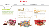 ORION BISCUITS_CHOCO PIE_KOREAN SNACK_KOREAN COOKIES