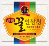 korean  Honeyed Ginseng tea