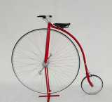 Rexbike_highwheel bicycle_penny farthing_ classic_ antique