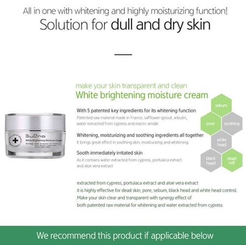 White Brightening Moisture Cream_ LOTION_SERUM_SKIN CARE