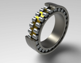High precition cylindrical roller bearings