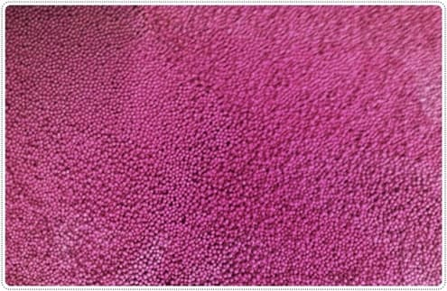 cosmetics raw materials pink beads mix vit-E
