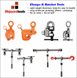 Clamps and Ratchet Tools