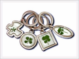Four-leaf Clover Key Holder