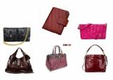 EelSkin handbag, Fashion Item, Korea origin