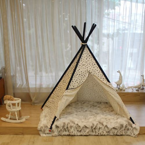 Starry Indian Tent Play Tent Kids Tent Kids Toy Teepee