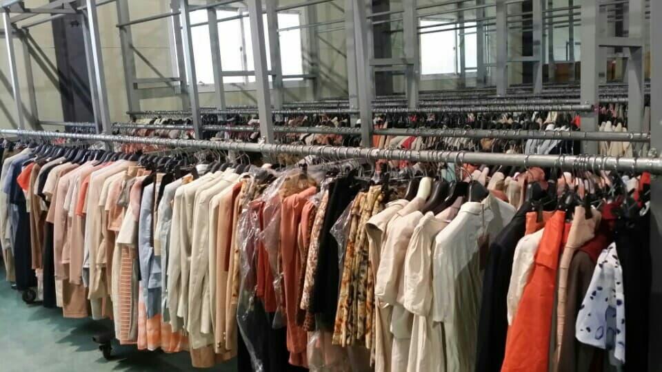 Famous Korea Brand Women Stock Lot Clothes Tradekorea