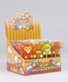 Sour Jelly Lollipop _ Hand_decorated _ confectionery_ gift