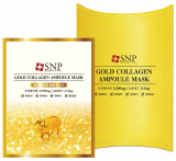 84_SNP Gold Collagen Ampoule Mask
