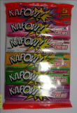 SOFT CHEWING CANDY-TAFFY- 5 PACK
