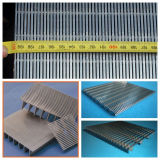 Flat Wedge Wire Panel