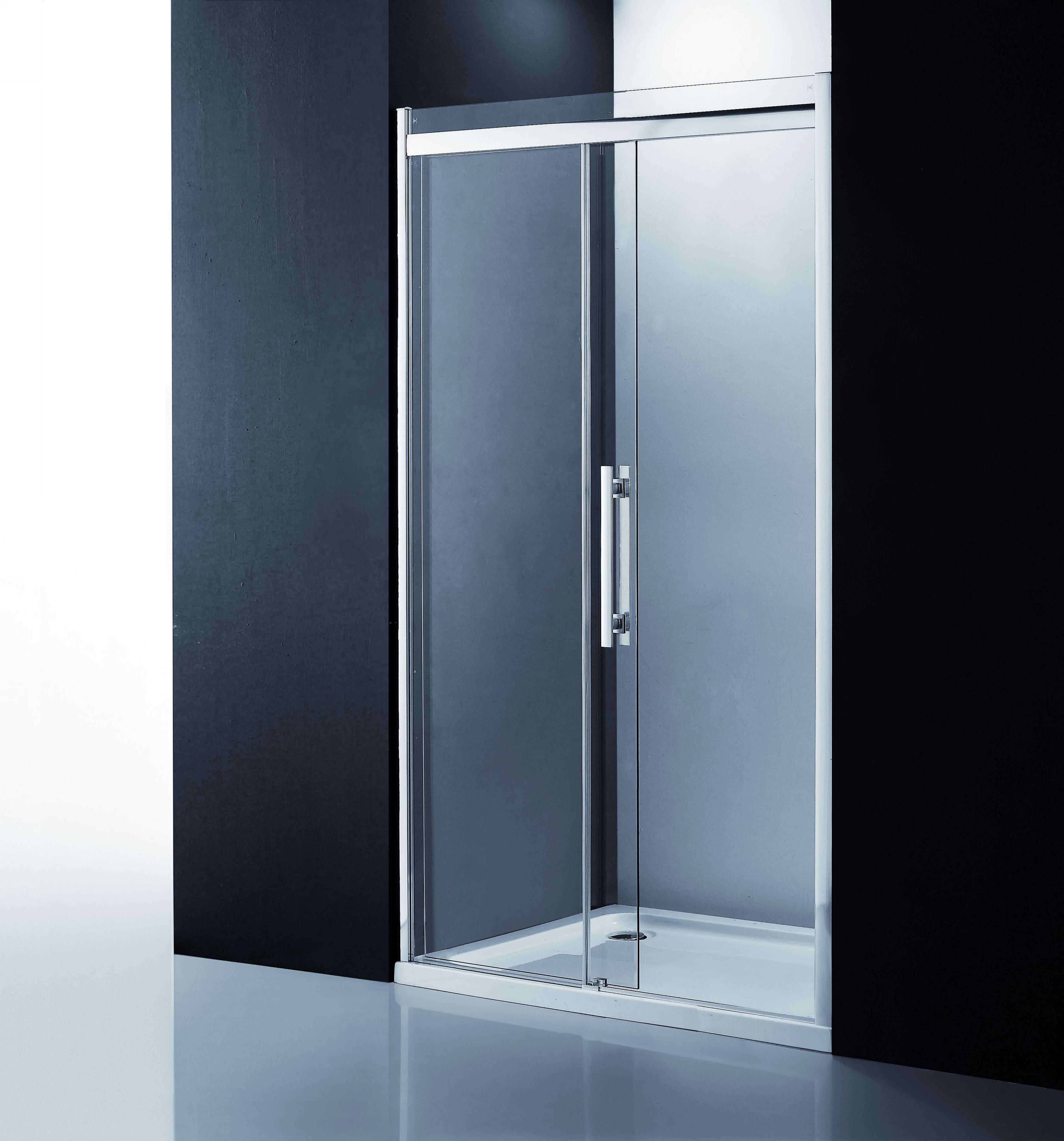Outstanding Shower Enclosure Sliding Door Motif - Bathtub Design ...