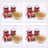 Canned Korean Red Ginseng and Rice Punch