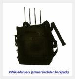 Cellular Phone Jammer -PaViki-Manpack-