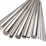 Forged rolled round bar