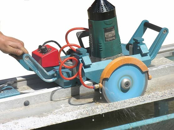 STONE RAIL SAW CUTTER - ABACO -