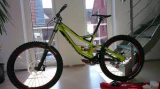 Specialized Demo 8 FSR II 2014 Mountain Bike