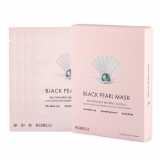 Rubelli black pearl mask pack