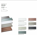NEW SOLID _INTERIOR WALL TILE_ 100_300