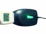 A temperature control function mouse _TR_2002_