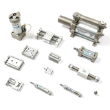 Pneumatic Cylinder _ Air Gripper