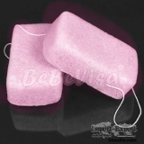 Konjac sponge with rose powder-MK909RS