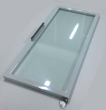 freezer glass door