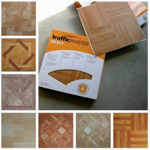 self adhesive vinyl floor tile from NEW COAST INDUSTRIAL CO.,LTD B2B ...