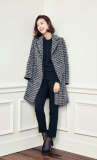 Korea fashion brand CHATELAINE winter coat_ t_shirs_ pants