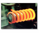 (HOT WOUND COIL SPRING)