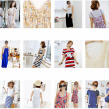 Korean Women's Clothing, Woman Clothes, Dress, Fashion