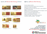 6years-old Korean Red Ginseng Extract