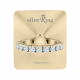 allurRing _ Signature _ Gold