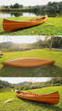 Canoe With Ribs 18-
