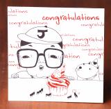 Handmade Letterpress Card, Congratulation Card including Envelopes_4.jpg