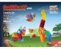 Click Block_ Magnet educational toy 2Dmini Creative Set 88p