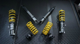 High performance sports suspension