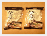 Material for Ginseng Chicken Soup