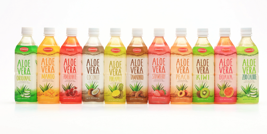 Aloe vera drink_ Original_ Mango_ pomegranate
