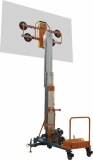 GLASS LIFTING TROLLEY - ABACO -