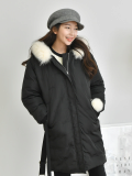 Fox Ball _ Fur collar_ Jacket_ Jumper_ Outwear