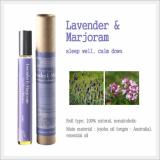 Roll-on Aromatherapy, Aroma Oils (Lavender & Marjoram)