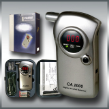 CA2000 Breathalyzer (Breath Alcohol Tester)